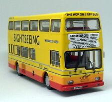 Britbus 1/76 Scale N6105 Scania Metropolitan Sightseeing Diecast Model Bus