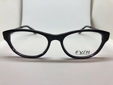 5a23464f0d NEW FYSH 3483 916 Purple 53.18.135 Eyeglass Optical Frames Glasses Womens