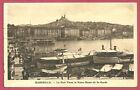 CPA-13- Marseille - Le Port Vieux et Notre-Dame de la Garde