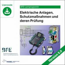 Elektrische Anlagen, Schutzmaßnahmen und deren Prüfung|Software