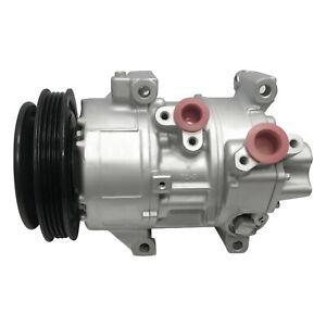 RYC Reman AC Compressor AEG318 Fits Toyota Yaris 1.5L 2007 2008 2009 2010 2011