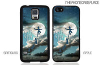 Disney Peter Pan Never Grow Up Phone Case for Apple or Samsung Phone Case Cover