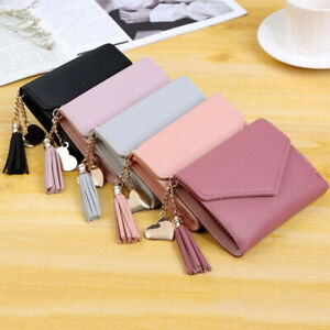 WOMEN CASUAL SMALL WALLET SMALL CARD HOLDER WALLET FOR WOMEN LEATHER WALLET NEW