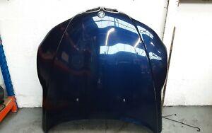 BMW Z3 Roadster 1996-2003 Bonnet / Hood Panel in Montreal Blue 297 #105