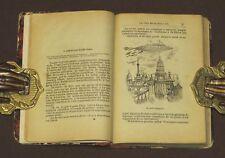 Life XX Century A. Robida México 1900? Verne Illustrated Science Fiction