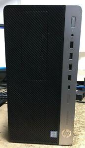 HP ProDesk 600 G3 MT i5-7500 3.40GHz / 8GB / 1TB