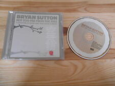 CD Country Bryan Sutton - Not Too Far From The Tree (14 Song) SUGAR HILL cut out