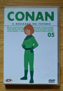 CONAN IL RAGAZZO DEL FUTURO - DVD 5 DYNIT