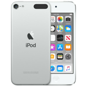 New Apple iPod touch (7th generation)-Silver, 256GB, 1 year warranty