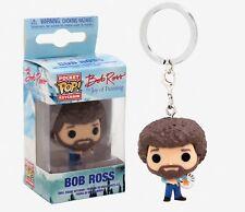 Funko Pop de Bolsillo Llavero: Bob Ross la alegría de la pintura-Bob Ross artículo #30302