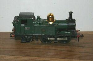 Spares or renovation. Kit built GWR 14XX  0-4-2T EM gauge.