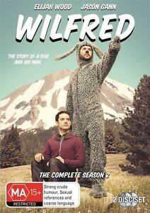 Wilfred : Season 2 (DVD, 2013, 2-Disc Set)
