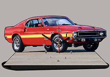 miniature FORD MUSTANG SHELBY GT500 ROUGE 01