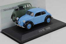 Mercedes-Benz 170 H W28 1936 blau 1:43 IXO Altaya Collection