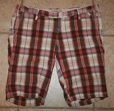 Abercrombie & Fitch Womens Size 0 Walking Bermuda Shorts