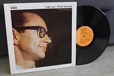 Paul Desmond Take Ten RCA PL 42045 Made in France