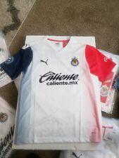 Puma Chivas Guadalajara Soccer Jersey 2020 2021 Adult XXL away visitante