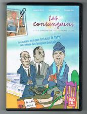 LES CONSANGUINS - JACQUES BRIÈRE, BERTRAND MAYET & CHRISTIAN DOB - TRÈS BON ÉTAT