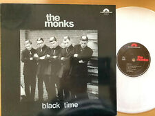 tha MONKS black time RI International 2499000 Cover EX White Vinyl Ex Beat