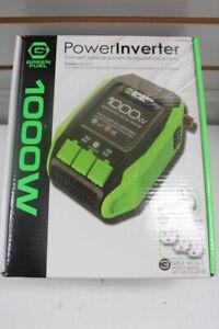 Green Fuel Super Start 1000 Watt Power Inverter AD20003G
