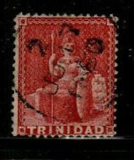 Trinidad Scott 27a Used (Catalog Value $40.00)