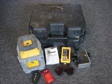 Stabila LAR250 Rotating Laser y compris récepteur 17106