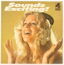 Sounds Exciting  Sounds Exciting Vinyl Record