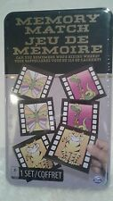 New sealed ! Memory Match Animal Game By Spin Master Family Games