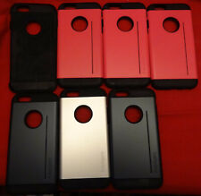 Wholesale Lot Of 6 New Spigen Slim Armor Series Case for iPhone 6 Pink Gray