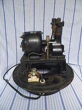 Old Vintage The Janette Dental Airvacuum Compressor Type N Works 110 Volts