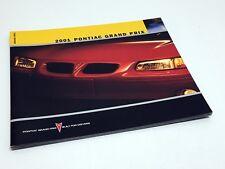 2001 Pontiac Grand Prix Brochure