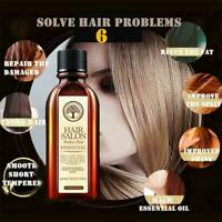 2020 Hair Essential Growth Oil Loss Serum Fast Regrowth Care Treatment V7J6