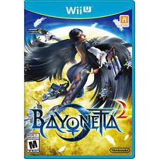 Bayonetta 2 (Nintendo Wii U Complete)