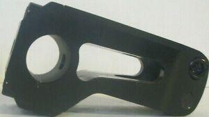 Premium Bike Grip Team Flanged Black 76066-1