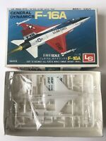LS Model Kit Airplane General Dynamics F-16A U.S Air Force 1:144 Scale  (86)