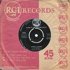 HARRY BELAFONTE Jamaica Farewell / Once Was / 45