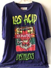 Iro Ochi Los Acid Exploited Sample T-shirt Size 3X Nice Rare