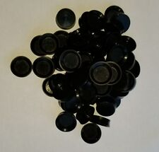 """Lot 100 Rubber Wheel Cylinder Cup 13/16"""" (BC12400)"""
