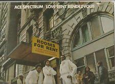 Ace Spectrum LOW RENT RENDEZVOUS 12 in LP Atlantic sd 18143