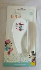 Minnie Mouse Baby Girl Hairbrush and Comb Bpa Free New