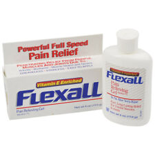 Flexall Pain Relieving Gel Carton Box (12 x 113) Physio Cream for Muscle Relief
