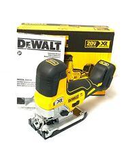 DeWALT DCS335B 20-Volt 1-Inch Brushless Barrel Grip Jig Saw, Bare Tool