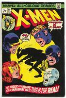 Uncanny X-Men 90 Marvel 1974 FN UK Pence 42 Amazing Adult Fantasy 7