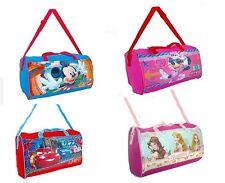 Bolsa Deporte disney 37cm Mickey Mouse Minni , Cars, Princesa