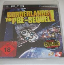 Playstation 3 - Borderlands the Pre-Sequel - Spiel/NEU/Game/1-2 Spieler/Sony/PS3