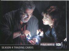 Rittenhouse Archives Warehouse 13 Season 4 Trading Cards Promo Card P2