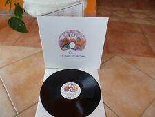 "Queen ""A Night at the Opera"" audiophile emi100 Press-UK-FOC-LP - MINT-RAR!"