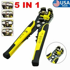 Automatic Auto Wire Striper Cutter Stripper Crimper Pliers Terminal Hand Tools