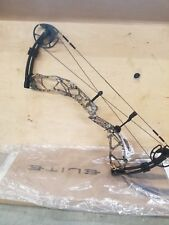 ELITE OPTION 6 COMPOUND BOW NEW SEALED BOX FACTORY WARRANTY
