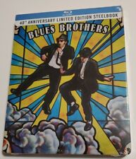 The Blues Brothers (Blu-ray + Steelbook) New 40th Anniversary Limited Edition